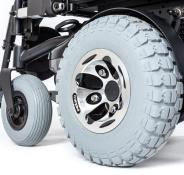 14' x 4' drive wheels