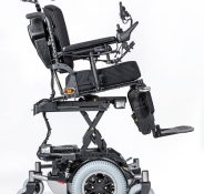 "11"" Power Seat Elevate + 50 degree Power Tilt"