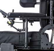 Reclining armrest