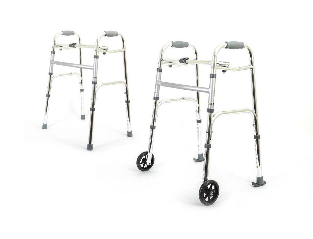 Walking aids | AMYLIOR | Life is unpredictable... your power ...